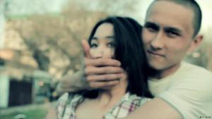 Aufklärungsvideo über Brautraub; Foto: K. Sezim