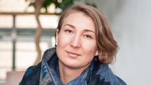 Die Alumna des CrossCulture Programmes Svetlana setzt sich gegen den Brauch des Brautraubes in Kirgisistan ein; Foto: privat