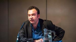 Der libanesisch-britische Satiriker Karl Sharro; Foto: James Berry