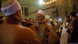 Sufis in Kairo; Foto: Abdel Rahman Mohamed