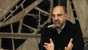 Der iranische Islamwissenschaftler und Gelehrte Abdolkarim Sorusch; Quelle: YouTube