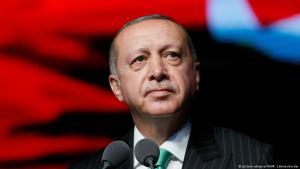 Der türkische Präsident Recep Tayyip Erdoğan; Foto: picture-alliance/AA