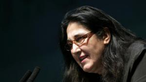 Die deutschtürkische Schriftstellerin Emine Sevgi Özdamar; Foto: picture-alliance/dpa