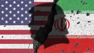 Symbolbild: Kündigung des Atomabkommens durch die USA; Foto: imago/Ralph Peters