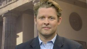 """Guido-Steinberg, Saudi-Arabien-Experte der """"Stiftung Wissenschaft und Politik"""" (SWP); Quelle: DW"""