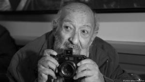 Türkischer Fotograf Ara Güler (picture-alliance/AA/I. Terli)