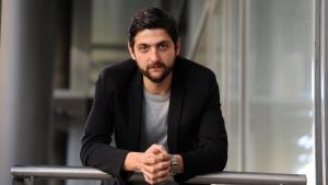 Der Soziologe Aladin El-Mafaalani; Foto: www.mafaalani.de