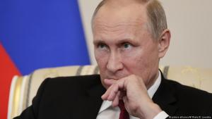 Russlands Präsident Präsident Wladimir Putin; Foto: picture-alliance/dpa