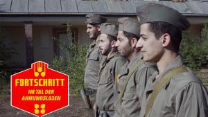 """Trailer des Kinofilms """"Fortschritt im Tal der Ahnungslosen"""" von Florian Kunert; Quelle: YouTube"""
