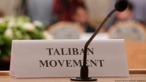 Vertreter der Taliban am 9.11.2018 in Moskau ; Foto: picture-alliance/Sputnik/Astapkovich/dpa