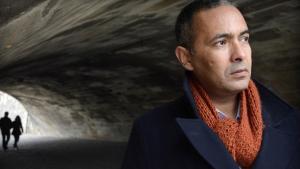 Der algerische Schriftsteller und Journalist Kamel Daoud; Foto: picture alliance/Gattoni/ Leemage