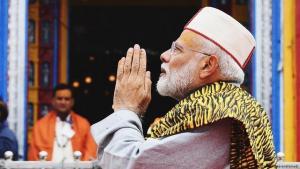 Indiens Premierminister Narendra Modi; Foto: IANS/Twitter/@narendramodi