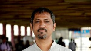 Der indische Schriftsteller Rahman Abbas; Foto: rahmanabbas.in