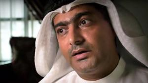 Der gegenwärtig inhaftierte emiratische Aktivist Ahmed Mansoor; Quelle Screenshot YouTube
