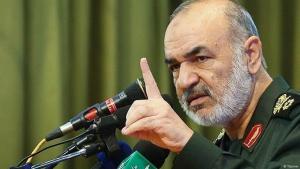 General Hossein Salami, Befehlshaber der iranischen Revolutionsgarden; Foto: Tasnim