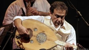 Der Musiker Rabih Abou Khalil; Foto: dpa/picture-alliance