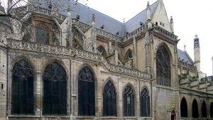 Die Kirche Saint Merry in Paris; Foto: Mbzt/Wikimedia.org/Creative Commons 3.0 Unported Licence