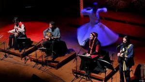 Sufi-Konzert in Teheran; Foto: Fars