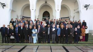 Veranstaltung mit Abrahamischen Teams in Marokko auf Einladung der Universität Rabat; Foto: Abrahamisches Forum