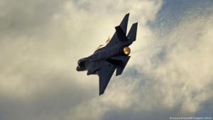 Symbolbild für die israelische Luftwaffe, hier F-35 Jet.  Foto:  Picture-Alliance/AP Images/A. Schalit