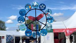 "Lindau: ""Religions for Peace""; Foto: DW"