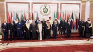 Teilnehmer am Gipfel der Arabischen Liga in Mekka vom 30.05.2019; Foto: Imago Images/Zuma Press