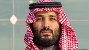 Saudi-Arabiens Kronprinz Mohammed bin Salman; Foto: picture-alliance