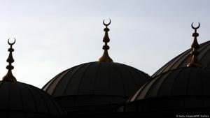 Kuppeln der Ditib-Moschee im Stadtteil Duisburg-Marxloh; Foto: Getty Images/AFP
