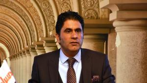 Der irakische Politikwissenschaftler Dr. Saad Salloum; Foto: privat
