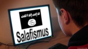 """Symbolbild zu den Anwerbeversuchen des """"Islamischen Staats"""" (IS); Foto: picture-alliance/dpa"""