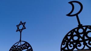 Symbolbild Jüdisch-muslimischer Dialog; Foto: picture-alliance/Godong