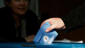Symbolbild vorgezogene Neuwahlen zur Knesset; Foto: AFP/Getty Images