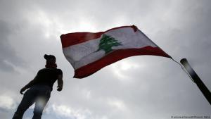 Anti-Regierungsproteste im Libanon; Foto: picture-alliance/AP