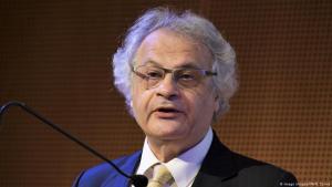 Der libanesische Schriftsteller Amin Maalouf; Foto: Imago Images/IPA/N. Zonna