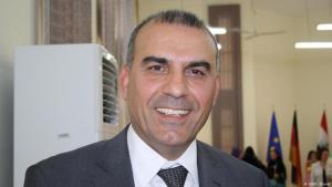 Nihad Salim Qoja, der ehemalige Bürgermeister von Erbil; Foto: Shamal Sharef/DW
