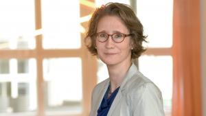 Die Sinologin Kristin Shi-Kupfer vom Berliner Mercator Institute for China Studies; Foto: privat