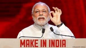 Indiens Premierminister Narendra Modi; Foto: Reuters/D. Siddiqui