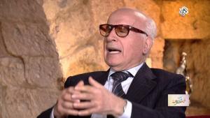 Der Philosoph Nassif Nassar; Quelle: YouTube