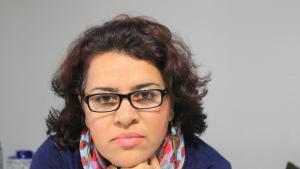 Die iranische Schriftstellerin Shokoofeh Azar; Quelle: wilddingopress.com.au