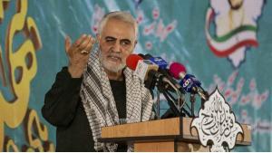 Qassem Soleimani, Kommandeur der iranischen Revolutionsgarden; Foto: dpa