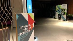 Staatstheater Istanbul; Quelle: DW/Pelin Ünker