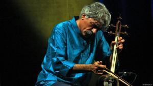 Der iranische Musiker Kayhan Kalhor; Foto: namaya.ir