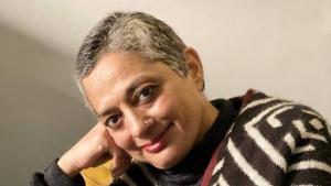 Die muslimische Schriftstellerin Sadia Dehlvi; Foto: Mayank Austen Soofi