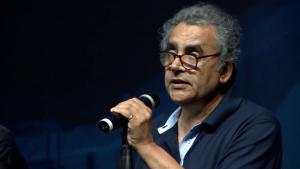 Der algerisch-französische Dichter Habib Tengour; Quelle: YouTube