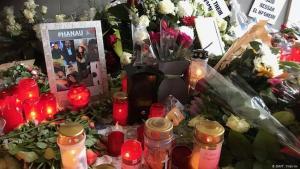 Gedenkveranstaltung für die Opfer des rechten Terrors von Hanau; Quelle: DW/T.Yildirim