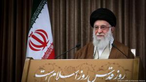 Irans Revolutionsführer Ali Khamenei; Foto: Reuters/Official Khamenei Website