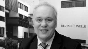 Der 2018 verstorbene Journalist Baha Güngör; Foto: DW