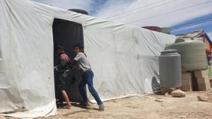 Flüchtlingslager Bar Elias; Foto: M. al-Ahmed