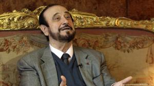 Rifaat al-Assad; Foto: picture-alliance/dpa/AP Photo/M. Euler