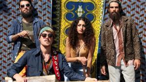 Die franko-marokkanische Band Bab L'Bluz; Foto: © Bab L'Bluz